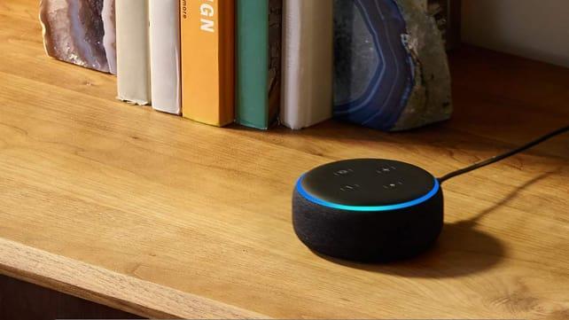 The best gifts for men: Amazon Echo Dot (3rd Gen)
