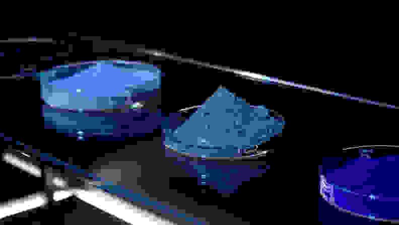 Gaggenau cobalt coating