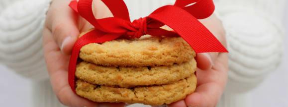 Cookies hero