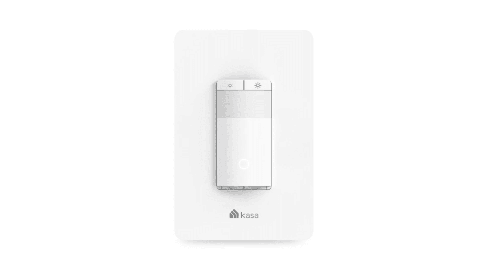 TP-Link by Kasa Smart Motion-Activated Dimmer Switch KS220M