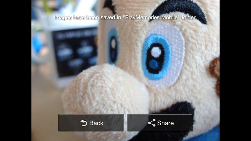 QX10 App Sharing