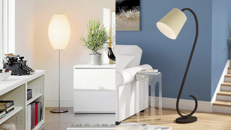 15 top-rated floor lamps that will light up the room