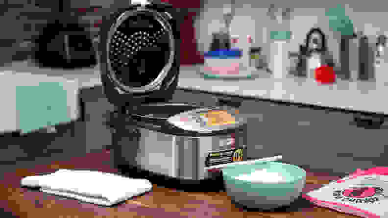 What to know when you shop for rice cookers
