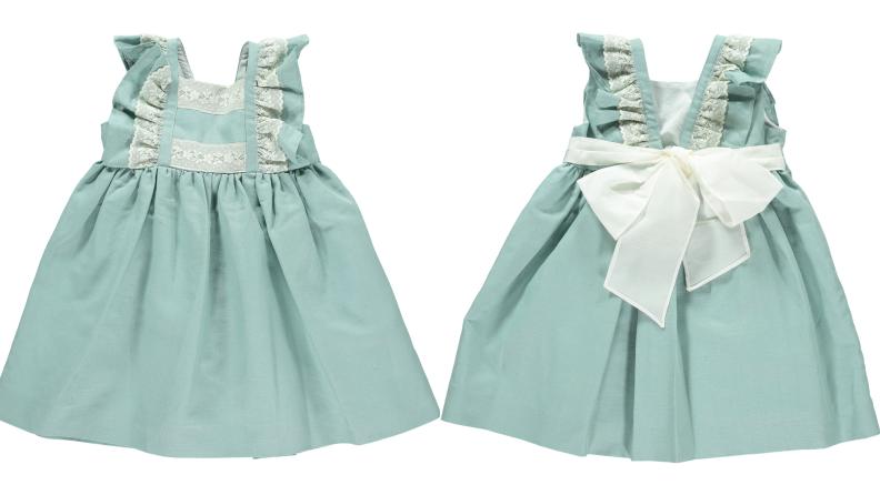 Amaia Snowdrop Dress