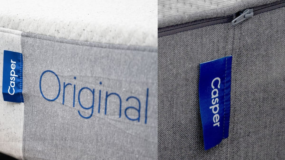This Casper mattress from Costco totally blew me away