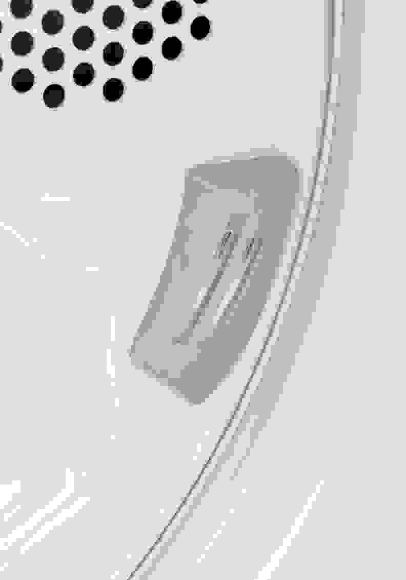 Whirlpool Cabrio WED7300DW Sensors