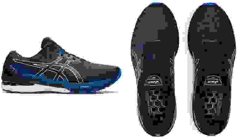 Pair of blue GT-2000 10 sneakers from Asics.