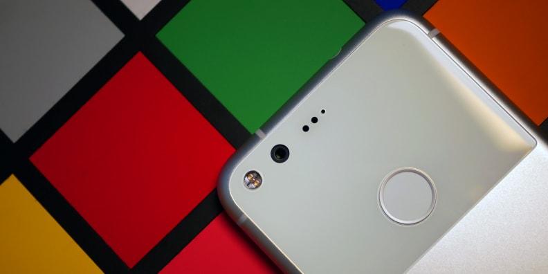 Google Pixel Primary Camera