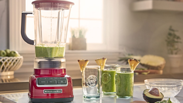 When to use a blender