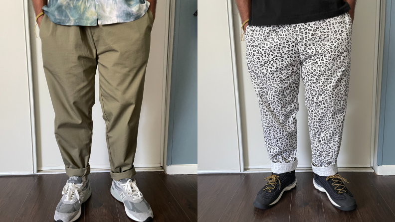Cookman USA chef pant styles