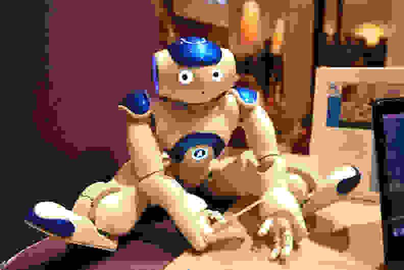 Medi the robot