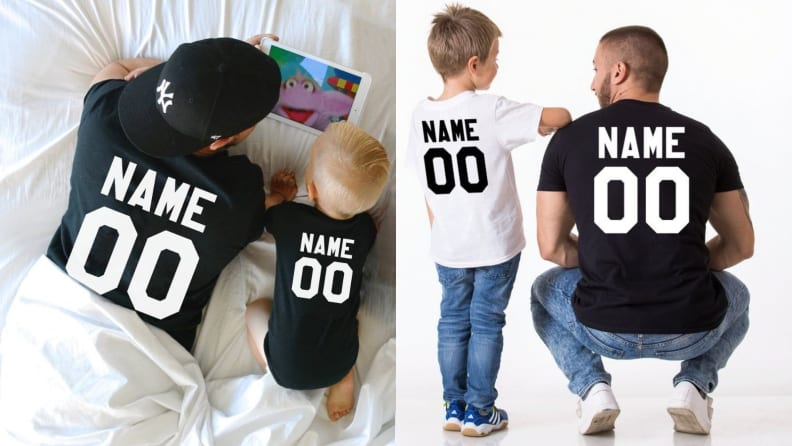 Father-Son Shirts