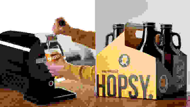 Hopsy Beer Subscription