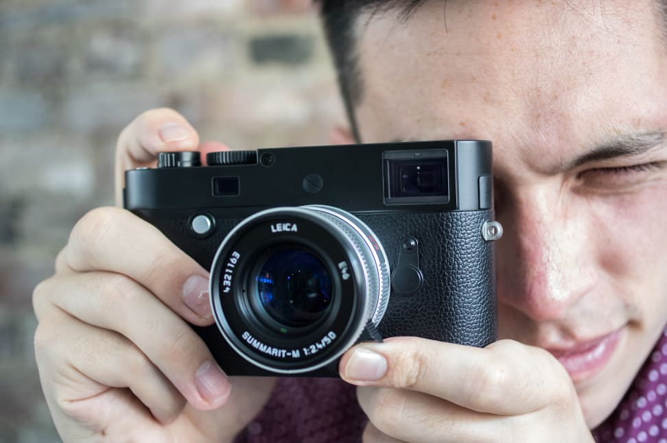 Leica M Monochrom In Use