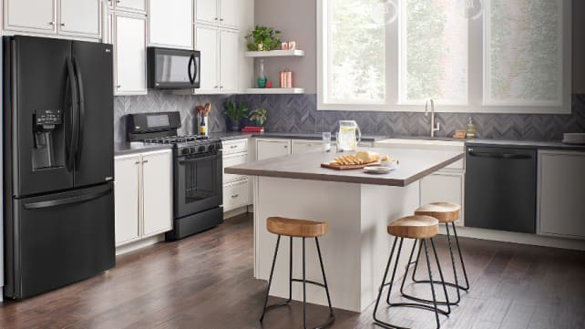 Is Black Stainless Steel Right For Your Kitchen Reviewed Home