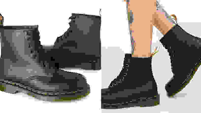 Dr Marten Classic 8-Eye Boot