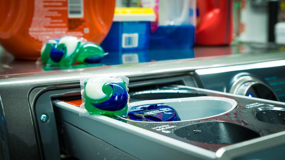 Electrolux EFLS627UTT front load washer