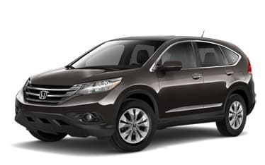 Product Image - 2013 Honda CR-V EX