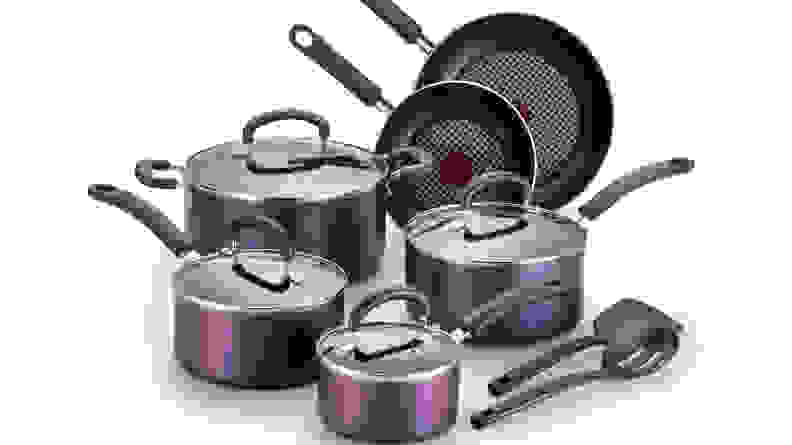 Purple pans from T-Fal