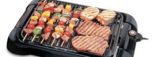 Indoor smart smokeless grill ovi