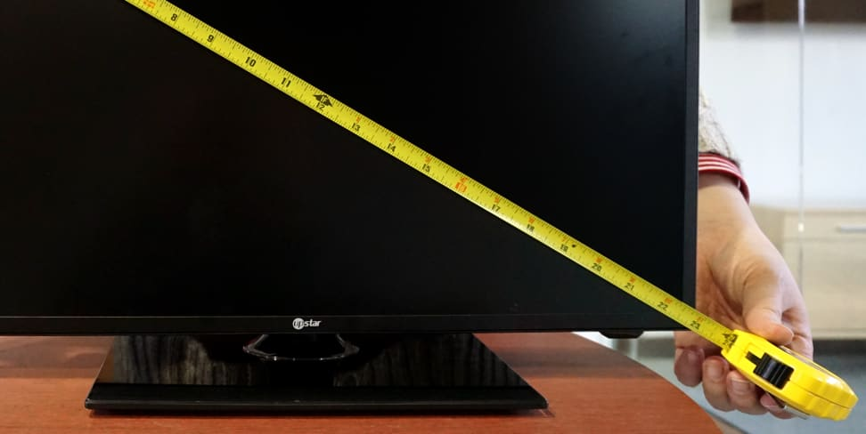 Finding the right size TV isn't difficult if you follow these simple steps