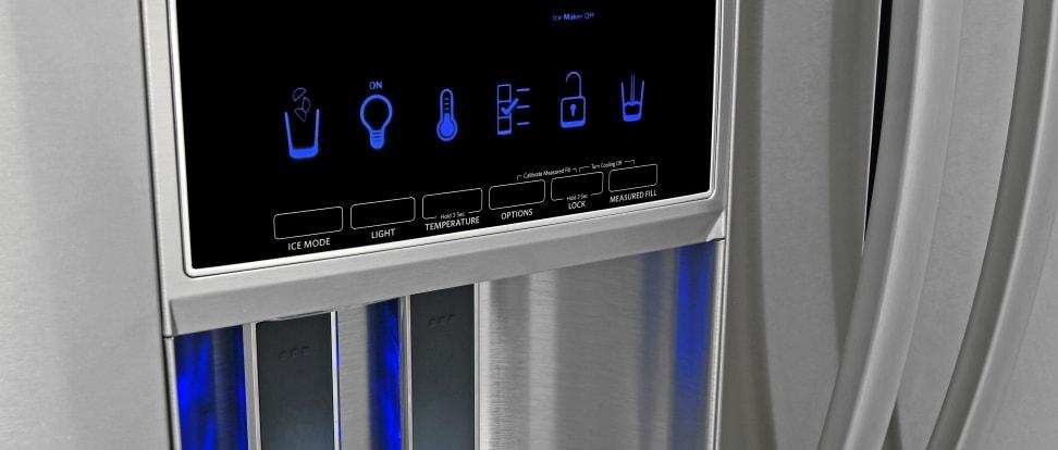 KitchenAid KFXS25RYMS Refrigerator Review - Reviewed