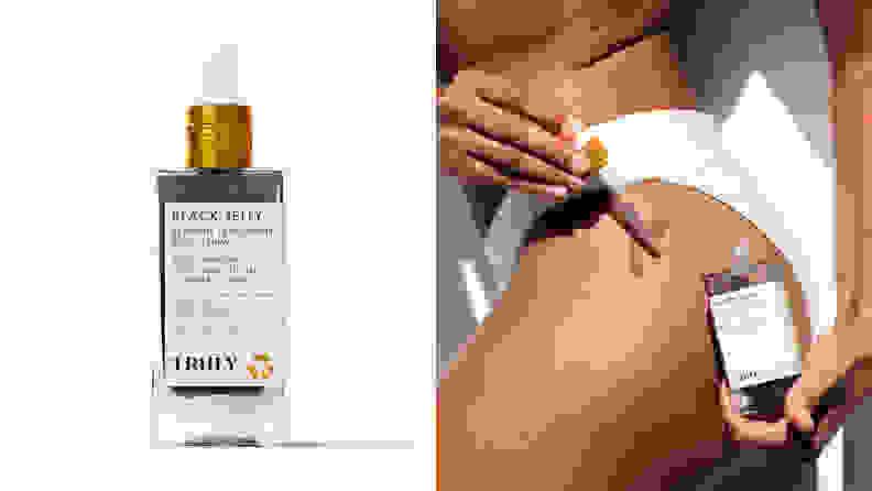 Black Jelly Blemish Treatment Body Serum