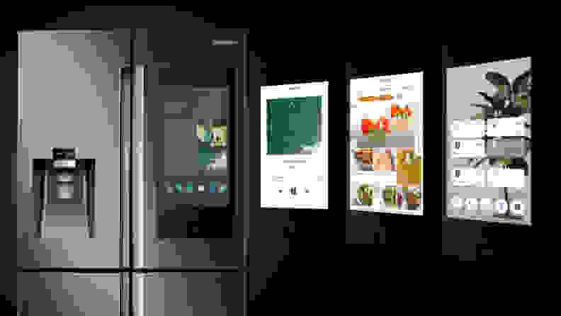 Samsung Family Hub Refrigerator (2019)