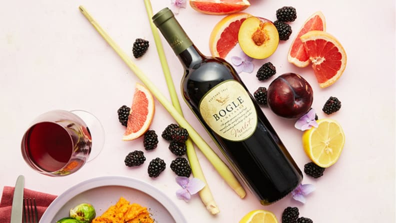 HelloFresh Wine Bottle