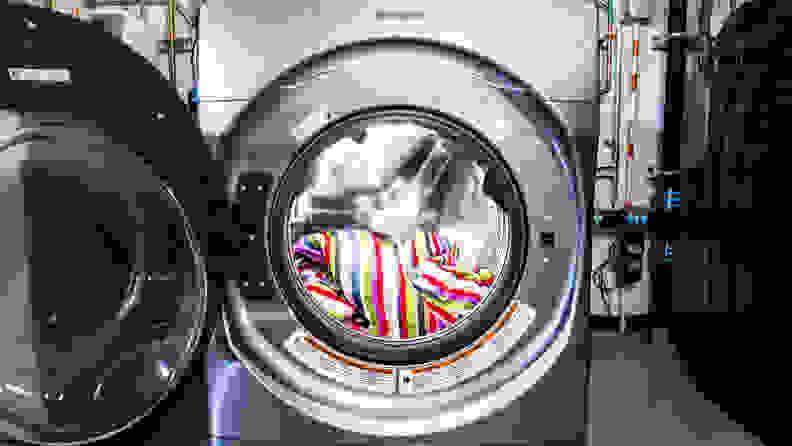 Whirpool WFW9620HC Front-load Washing Machine Drum