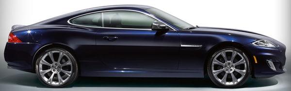 Product Image - 2012 Jaguar XKR Coupe