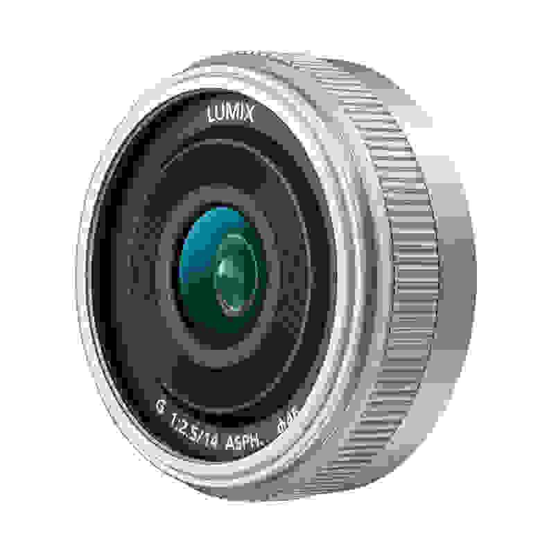 Panasonic Lumix G 14mm f/2.5 II