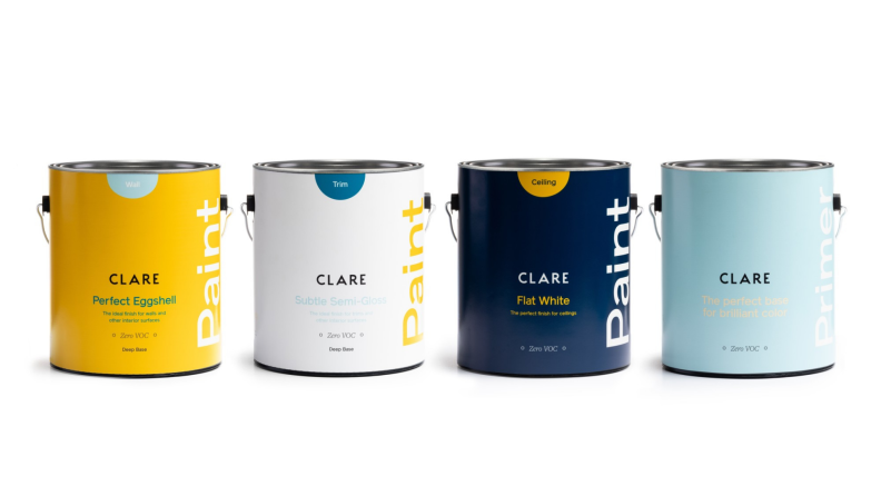 Clare Paint Hero product shot