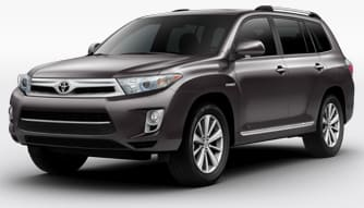 Product Image - 2012 Toyota Highlander Hybrid Limited