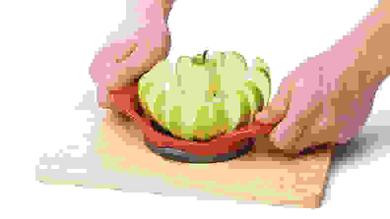 Cooking with Apples - Apple Slicer