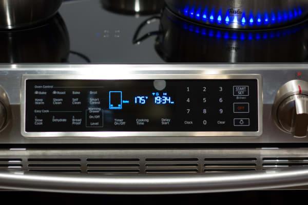 Samsung Flex Duo Control Panel