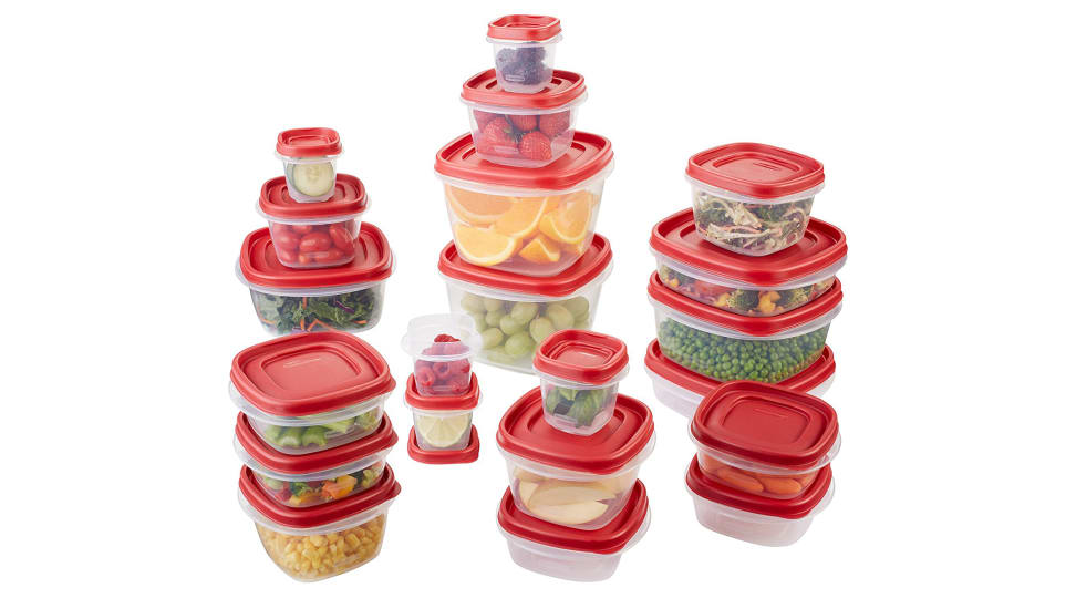 This Rubbermaid food storage set is our favorite, and it's now under $20