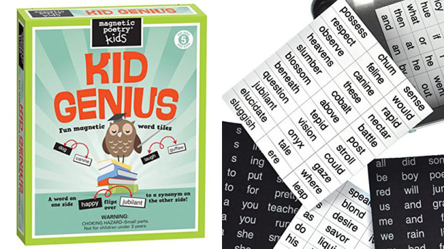 Magnetic Poetry Kids Set