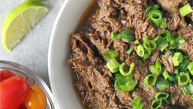Instant Pot Paleo Beef Barbacoa
