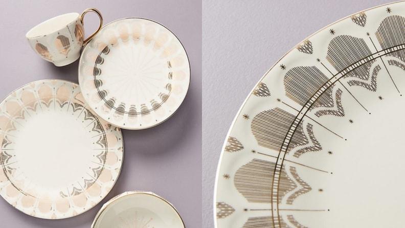 Holiday Dinner: Plates