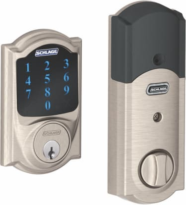 Product Image - Schlage Connect BE469NX