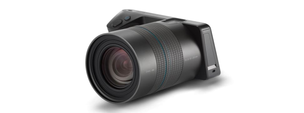 The Lytro Illum announced today is a new $1600 light field camera, we'll have our lytro illum review soon.
