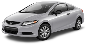 Product Image - 2012 Honda Civic Coupe DX