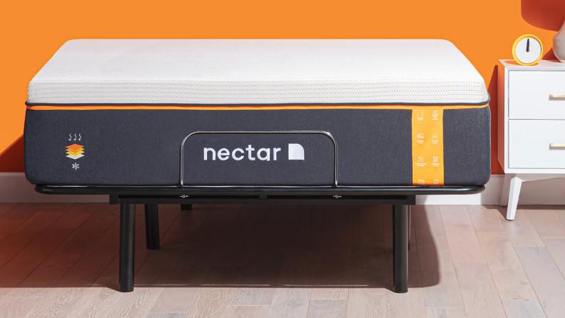 A Nectar mattress.