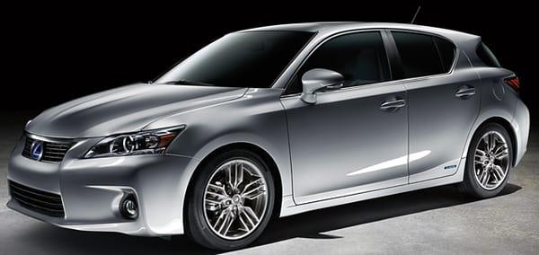 Product Image - 2012 Lexus CT Hybrid 200h Premium