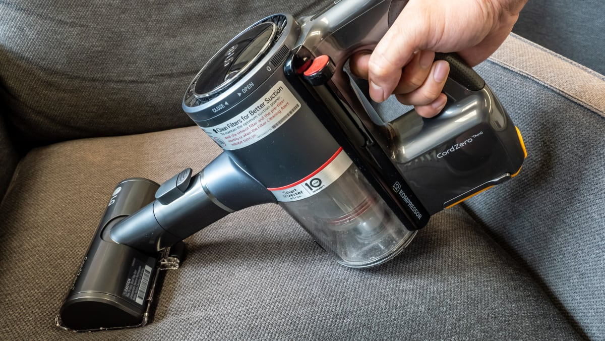 LG's new cordless vacuum is a worthy Dyson challenger