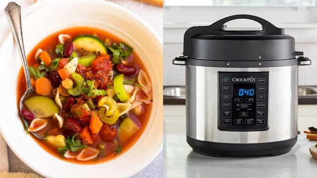 Work Lunch - Instant Pot
