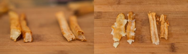 Deep Fried Fries Comparison