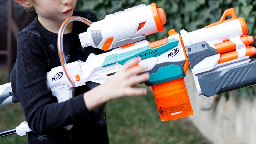 The Best Nerf Guns