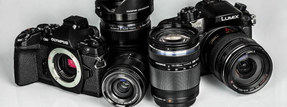 Micro four thirds lens system hero 2